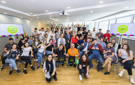 Spar-Lehrlinge lernen von Start-ups