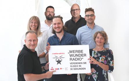 Werbewunder Radio: David Hassbach überzeugt die Jury