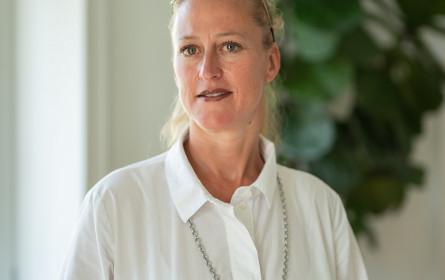 Silvia Halasek leitet ab sofort die Beratung bei Brokkoli