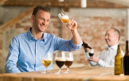 Bierkonsum: Jeder zweite Mann bleibt seiner eigenen Biersorte treu