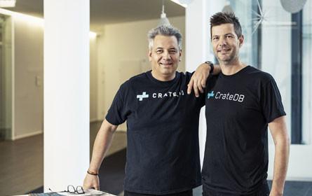 Crate.io zieht in den Corporate Innovation Hub weXelerate in Dornbirn