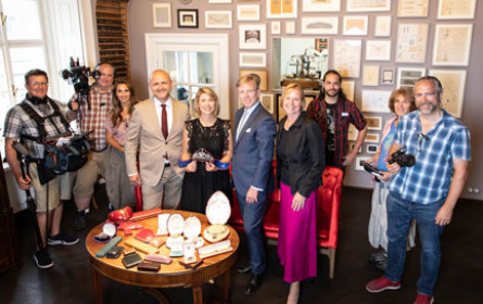 Emmy-gekrönte US-Reiseshow dreht Wien Special