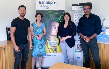 Ganz klar: Transitions!