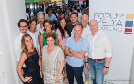 Am 25. Juli fand das alljährliche Sommerfest des FMP Forum Media Planung in der Labstelle Wien statt.