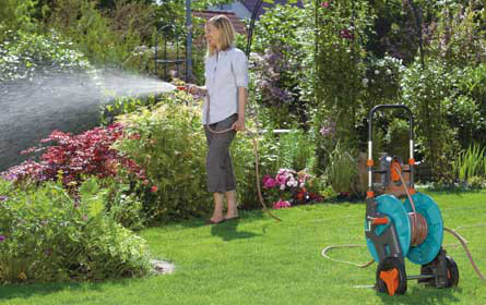 Sommerfrische für den Garten