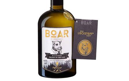 Schwarzwalder Boar ist Gin des Jahres 2019