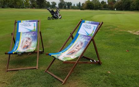 Charity-Golfen am 30. August