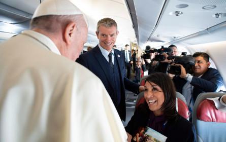 Italiener Matteo Bruni ist neuer Papst-Sprecher