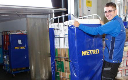 Metro Österreich forciert die Reduzierung von Plastik