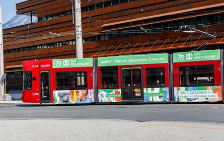 Progress Werbung unterstützt SOS-Kinderdorf