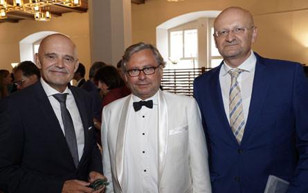 Traditioneller Festspielempfang des ORF-Generaldirektors zum Auftakt der Salzburger Festspiele