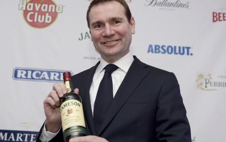 Schnapshersteller Pernod Ricard profitiert von Boom in Asien