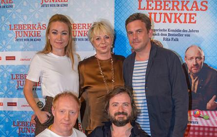 """Österreich-Premiere von """"Leberkäsjunkie"""" im Cineplexx Donau Plex"""