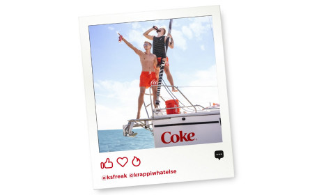 Mit Coca-Cola 25 exklusive Segeltrips in Kroatien gewinnen