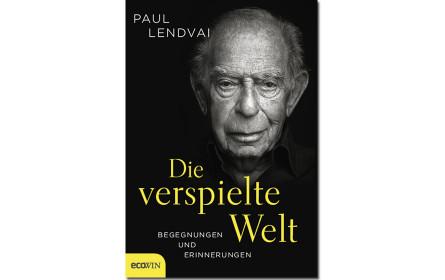 Paul Lendvai feiert am 24. August 2019 seinen 90. Geburtstag