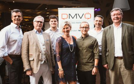 """DMVÖ lud zum alljährlichen Networken beim Sommerfest in """"Die Allee"""""""