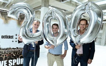 oeticket wird 200. Mitglied im iab austria