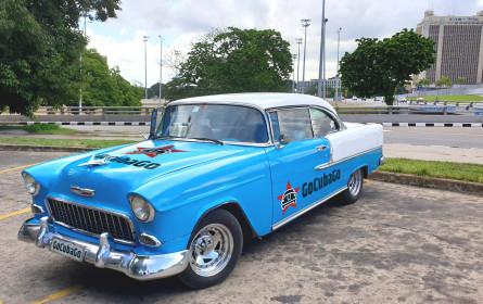 Das Uber für Kuba kommt aus Österreich
