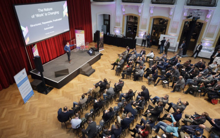 Internationales Treffen der PropTech-Szene in Wiener Sofiensälen
