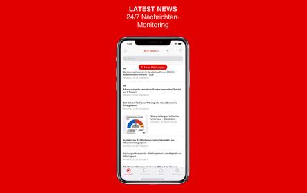 APA launcht App für Nachrichtenplattform APA-OnlineManager (AOM)