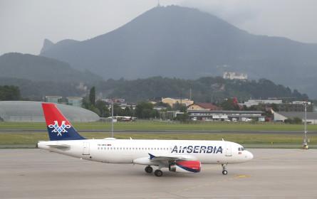 Air Serbia landet erstmals in Salzburg