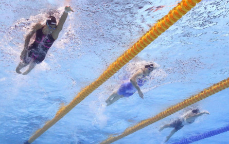 Eurosport überträgt die International Swimming League