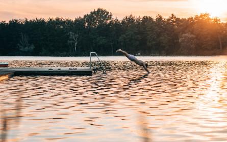 Niederösterreich-Tourismus: Top-Ergebnis im Juli und beste Frühsommersaison
