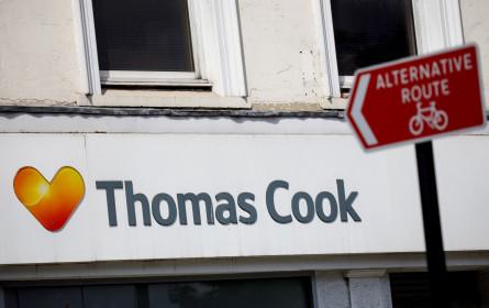Chinesen kurz vor Übernahme des Touristik-Konzerns Thomas Cook