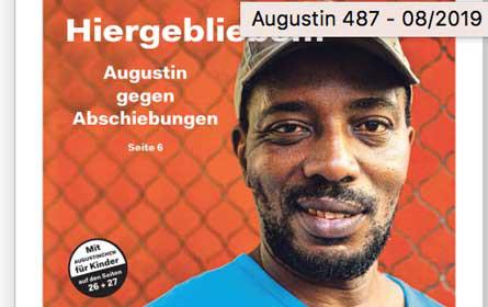 """Straßenzeitung """"Augustin"""" erhält Renner-Preis der Stadt Wien"""