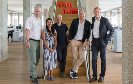 Erfolgreicher Teil-Exit für aws Gründerfonds an digitaler Möbel-Plattform Roomle