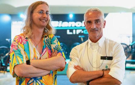 Leondinger Social Media-Agentur ist fester Partner der Kultmarke Bianchi