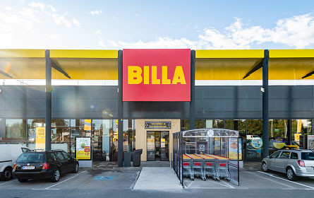 Neue Billa-Filiale in Simmering