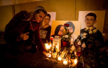 Ermittlungen im Mordfall Kuciak in der Slowakei kurz vor Abschluss