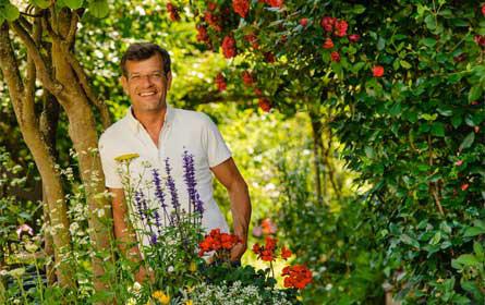 Auf Entdeckungsreise mit ORF-Biogärtner Karl Ploberger