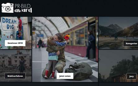 Online-Voting für die besten PR-Bilder des Jahres gestartet