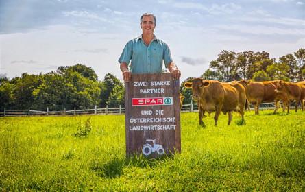 Spar: Ausbau des Bio-Fleisch-Sortiments