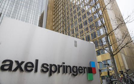 Investitionen drücken aufs Ergebnis von Axel Springer