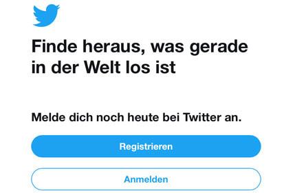 Twitter räumte Probleme bei der Datensicherheit ein