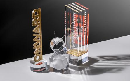 ORF meldet konstant hohe Einreichzahlen für die ORF-Awards