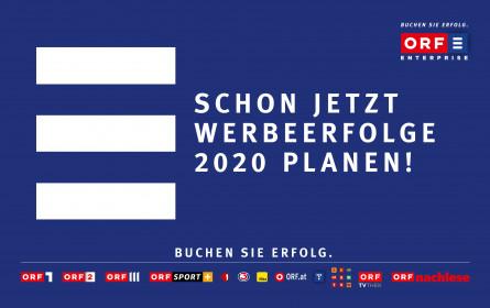 Der Countdown läuft: Unschlagbare Werbewirkung für 2020 können Sie bald buchen