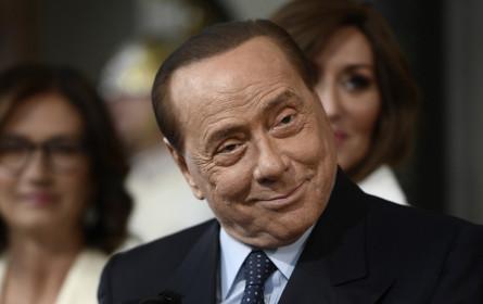 Berlusconis Mediaset beschloss Änderung der Konzernstruktur