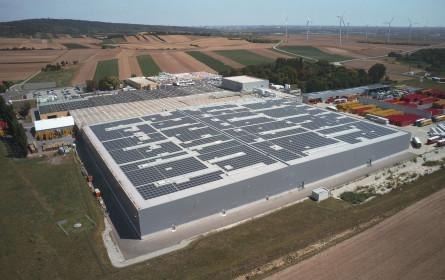 Coca-Cola HBC Österreich nimmt größte Photovoltaikanlage im Burgenland in Betrieb