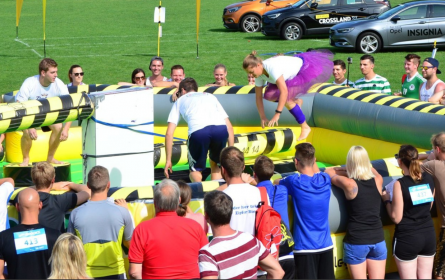 Action pur mitten in der Stadt – Austrian Gladiators am Voi Guad Genussfestival