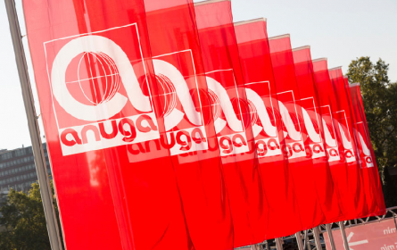 Anuga: Ausstellerrekord bei Jubiläumsmesse