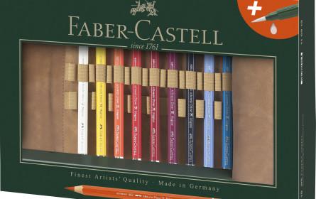 Faber-Castell lässt kreative Künstlerherzen höherschlagen