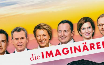 """Die Imaginären"": Fake als Wahlkampf-Prinzip"