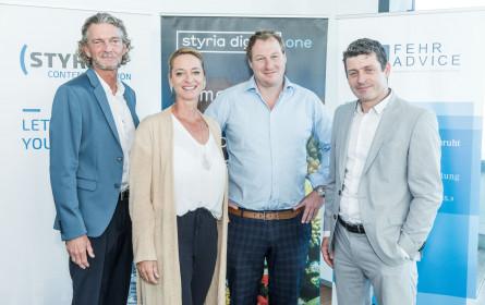 "Full House bei den ersten ""Digital Innovation Sessions"" im Styria Media Skyroom"