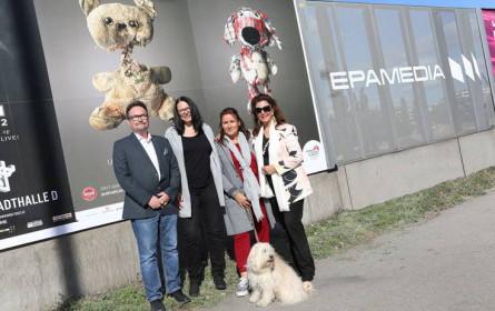 Epamedia unterstützt den Tierschutz