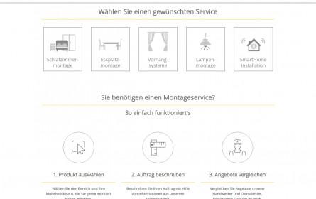 Ikea testet Zusammenarbeit mit MyHammer