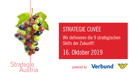 """Strategie Cuvée"" von Strategie Austria"